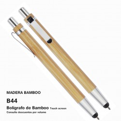 BOLIGRAFO BAMBOO TOUCH SCREEN