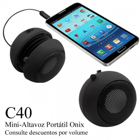 MINI ALTAVOZ PORTATIL ONIX